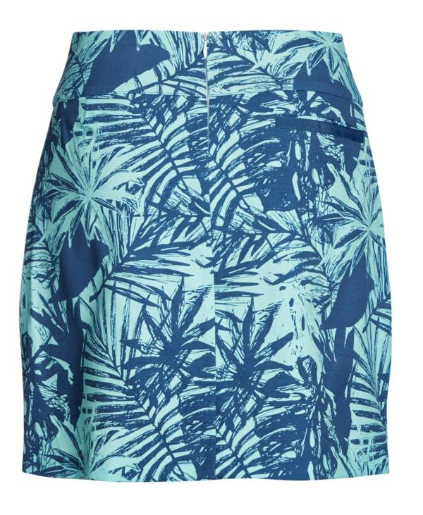Lady Hagen Women's Tropical Print Golf Skort product image