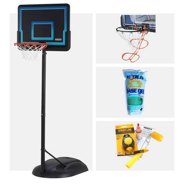 Lifetime 32'' Rookie Youth Portable Basketball Hoop Bundle product image