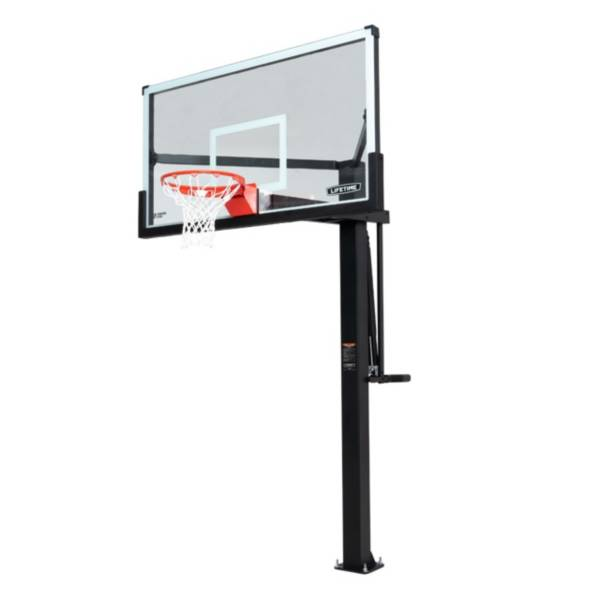 """Lifetime Mammoth 60"""" In-Ground Basketball Hoop product image"""
