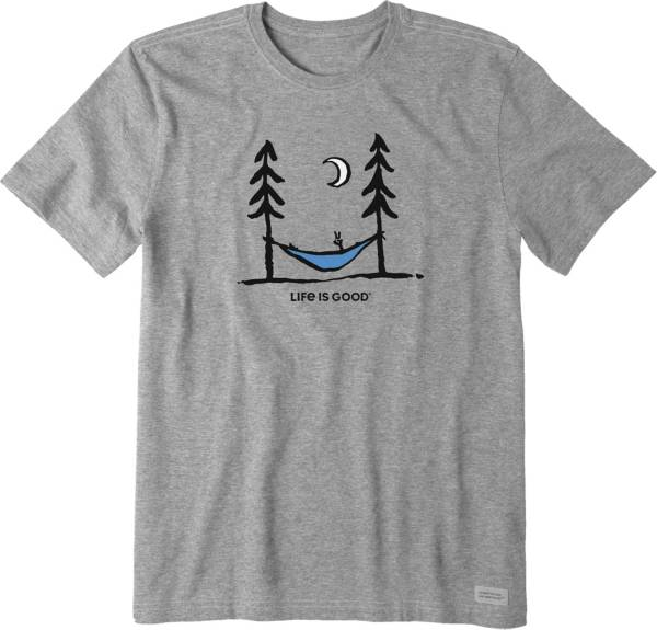Life is Good Men's Peace Out Crusher T-Shirt product image