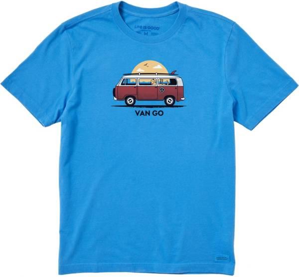 Life is Good Men's Van Go Crusher T-Shirt product image