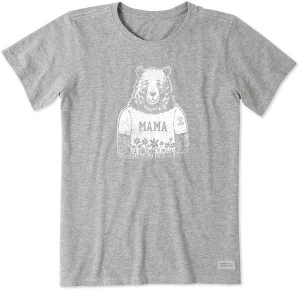 Life is Good Women's Mama Bear Crusher T-Shirt product image