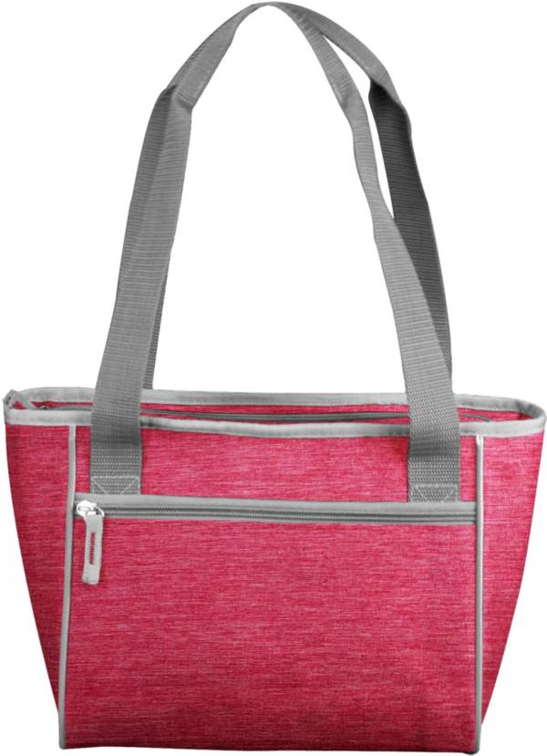 Logo Crosshatch 16 Can Cooler Tote product image