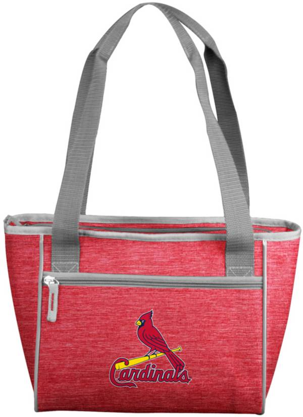 St. Louis Cardinals Crosshatch Can Cooler Tote product image