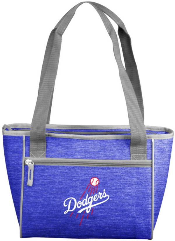 Los Angeles Dodgers Crosshatch Can Cooler Tote product image