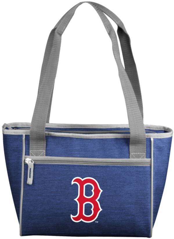 Boston Red Sox Crosshatch Can Cooler Tote product image