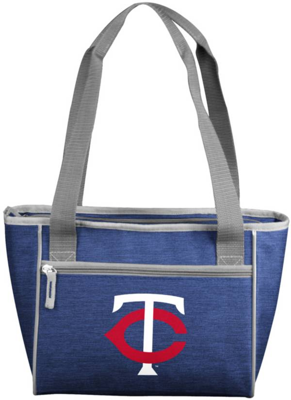 Minnesota Twins Crosshatch Can Cooler Tote product image