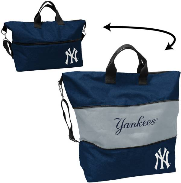 New York Yankees Crosshatch Tote product image