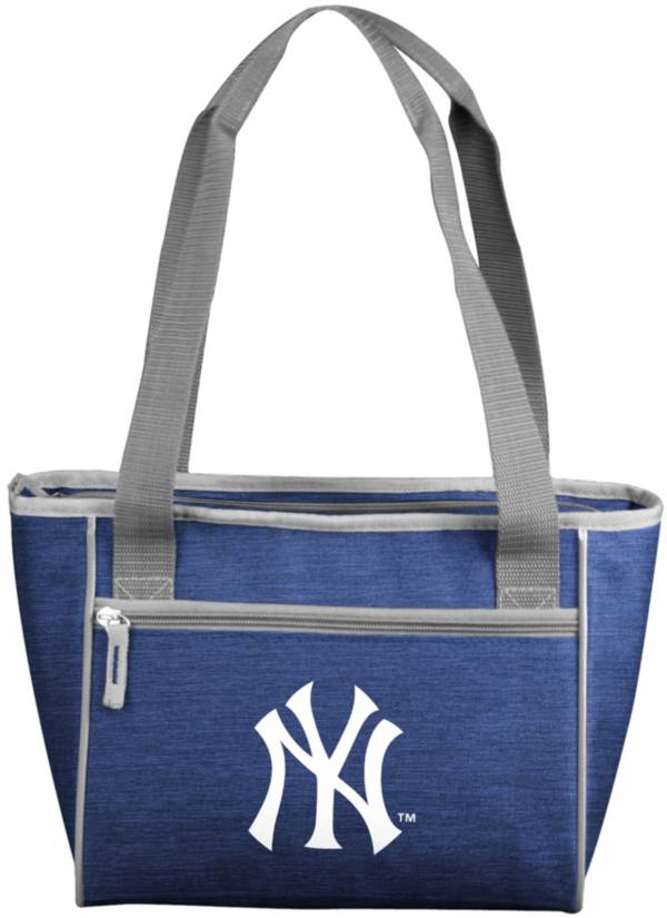 New York Yankees Crosshatch Can Cooler Tote product image