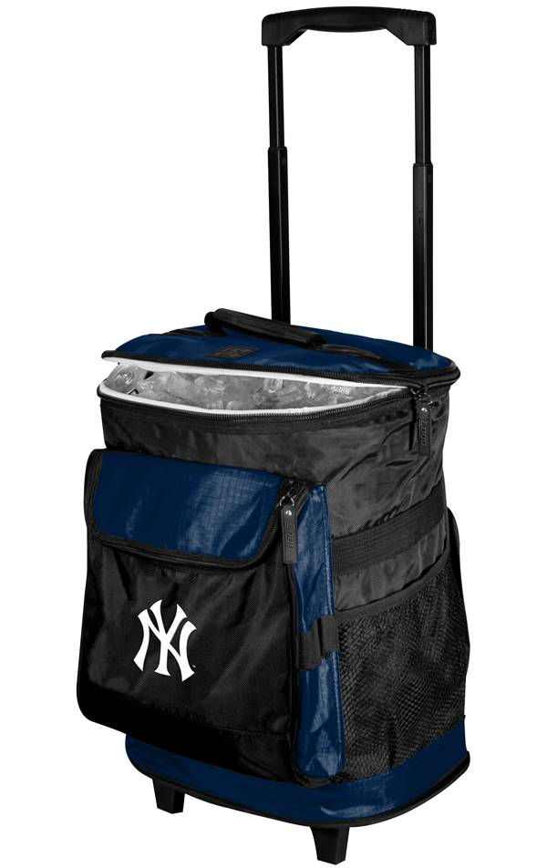 New York Yankees Rolling Cooler product image