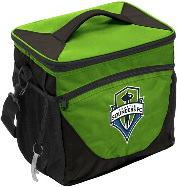Seattle Sounders 24 Can Cooler product image