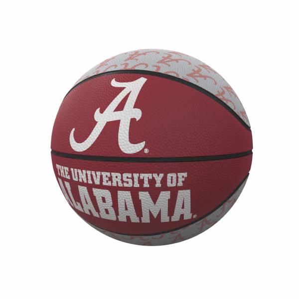 Alabama Crimson Tide Logo Mini Rubber Basketball product image