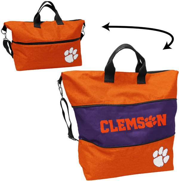 Clemson Tigers Crosshatch Tote product image