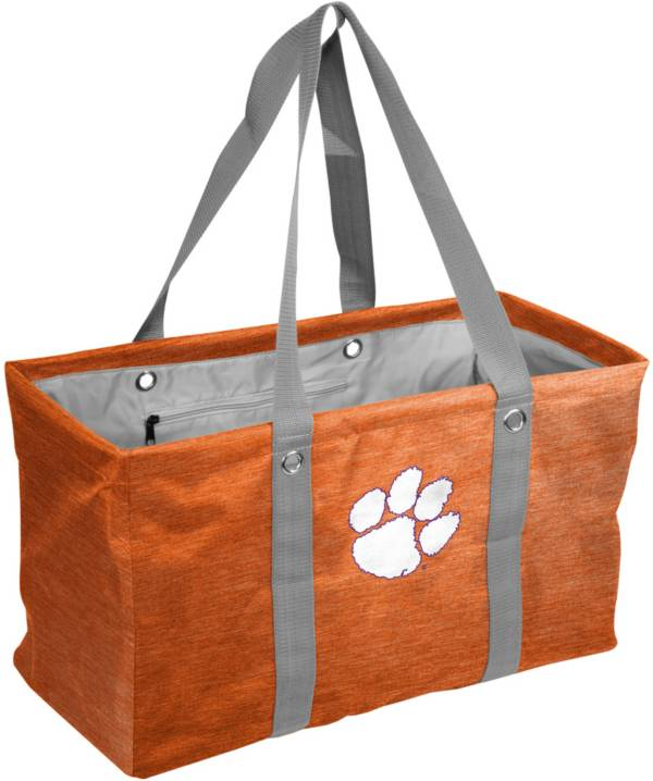Clemson Tigers Crosshatch Picnic Caddy product image