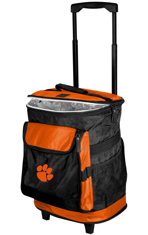 Clemson Tigers Rolling Cooler product image
