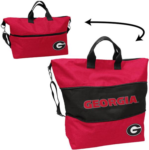 Georgia Bulldogs Crosshatch Tote product image
