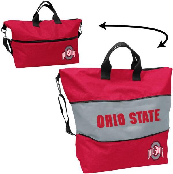 Ohio State Buckeyes Crosshatch Tote product image