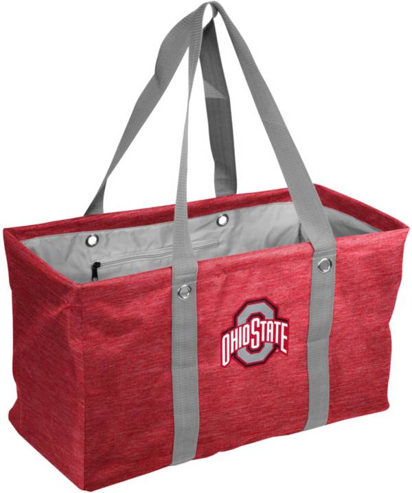 Ohio State Buckeyes Crosshatch Picnic Caddy product image