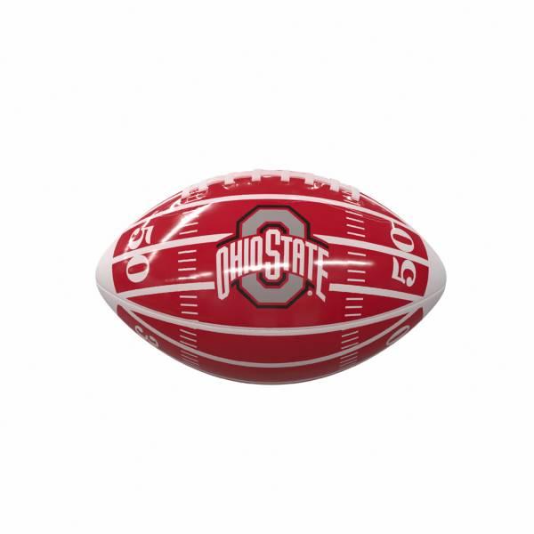 Ohio State Buckeyes Glossy Mini Football product image