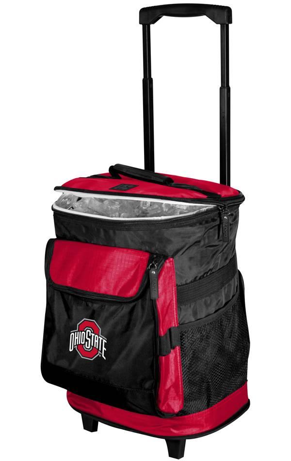 Ohio State Buckeyes Rolling Cooler product image