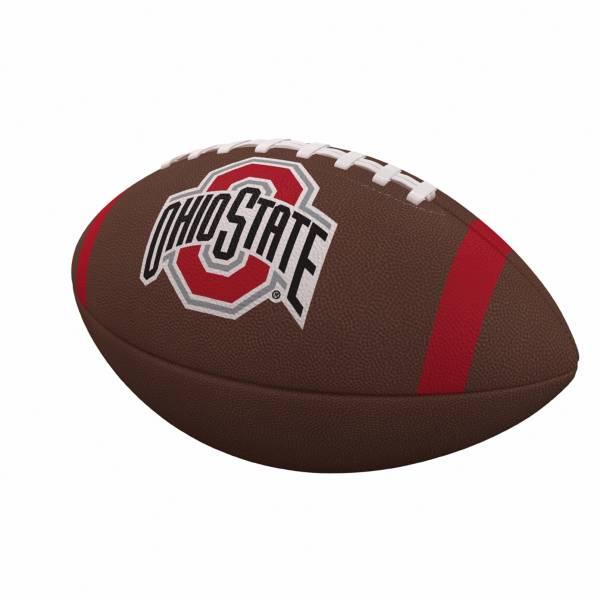 Ohio State Buckeyes Team Stripe Composite Football product image