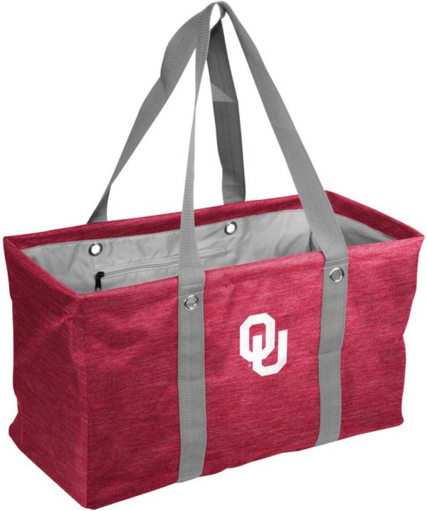 Oklahoma Sooners Crosshatch Picnic Caddy product image