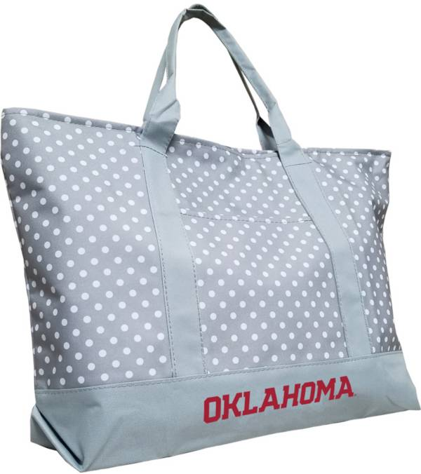 Oklahoma Sooners Dot Tote product image