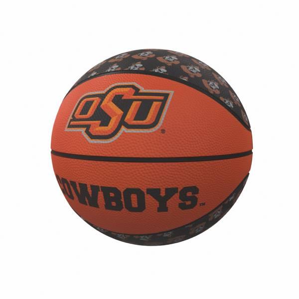 Oklahoma State Cowboys Logo Mini Rubber Basketball product image