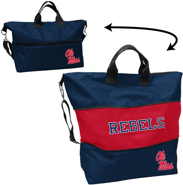 Ole Miss Rebels Crosshatch Tote product image
