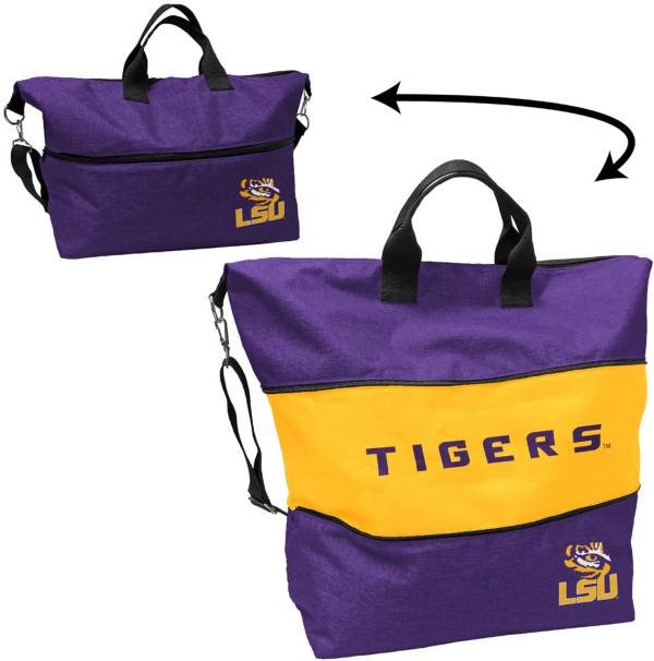 LSU Tigers Crosshatch Tote product image