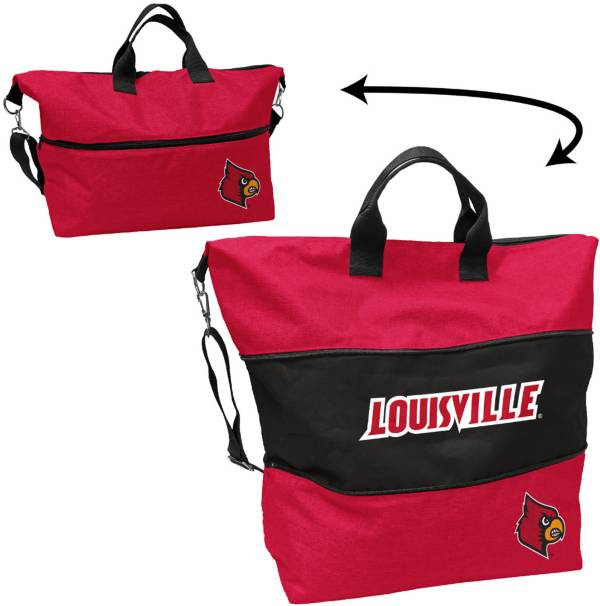 Louisville Cardinals Crosshatch Tote product image