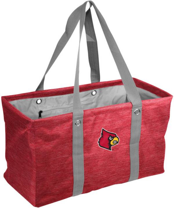 Louisville Cardinals Crosshatch Picnic Caddy product image