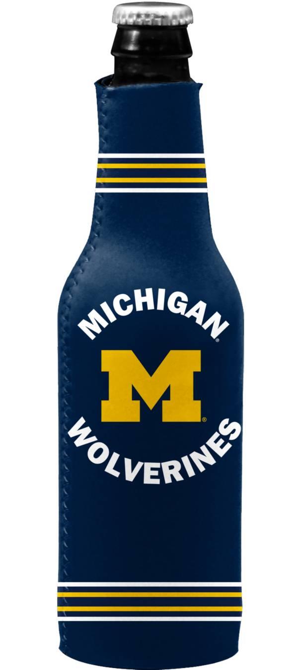 Michigan Wolverines Bottle Koozie product image