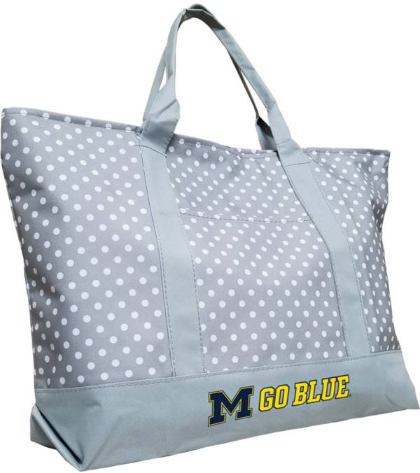 Michigan Wolverines Dot Tote product image