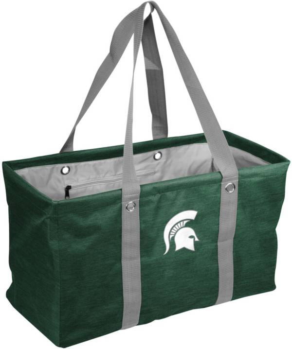 Michigan State Spartans Crosshatch Picnic Caddy product image