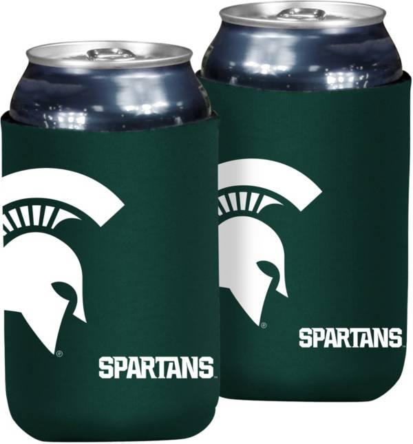 Michigan State Spartans Flat Koozie product image