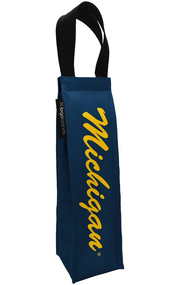 Michigan Wolverines Wine Tote product image