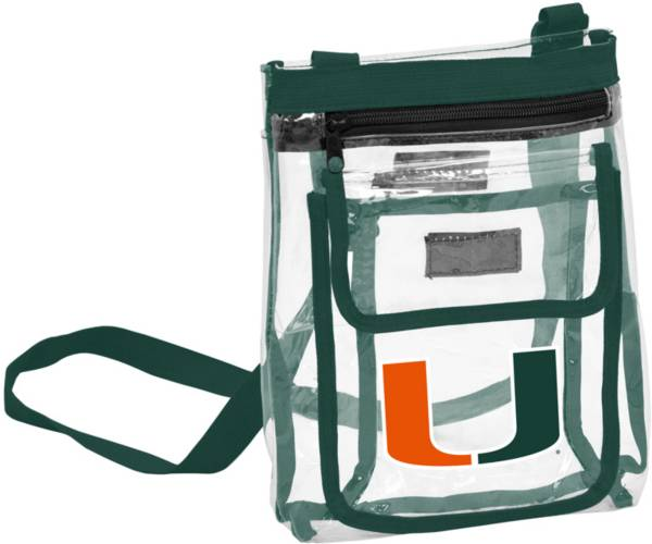 Miami Hurricanes Clear Crossbody product image