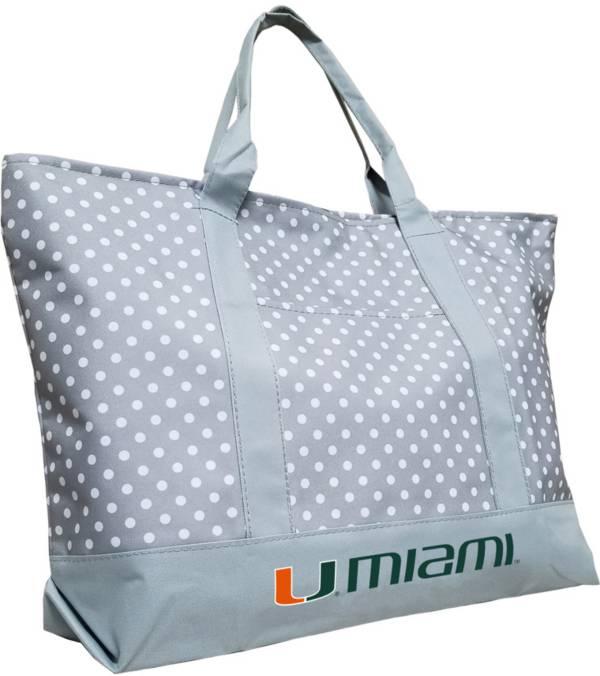 Miami Hurricanes Dot Tote product image
