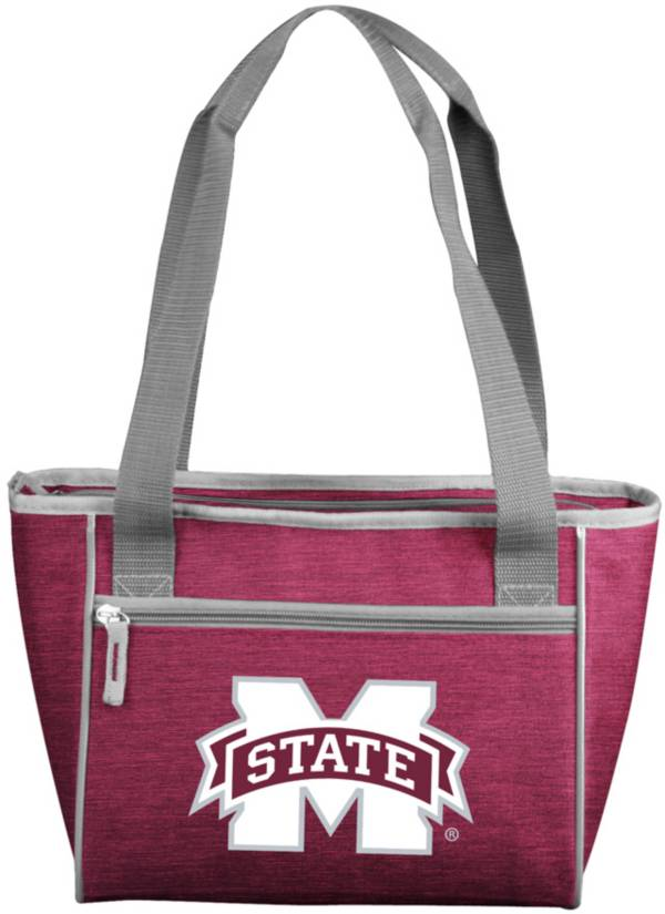 Mississippi State Bulldogs Crosshatch Can Cooler Tote product image