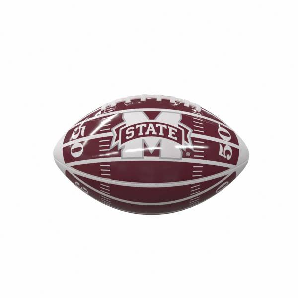 Mississippi State Bulldogs Glossy Mini Football product image