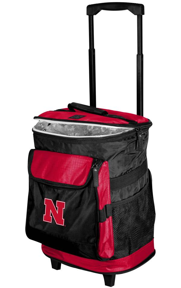 Nebraska Cornhuskers Rolling Cooler product image