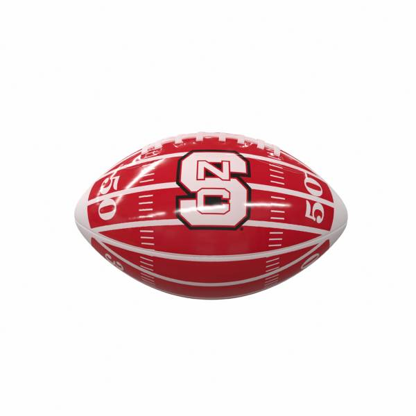 NC State Wolfpack Glossy Mini Football product image