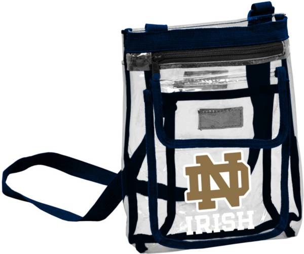 Notre Dame Fighting Irish Clear Crossbody product image