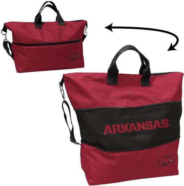 Arkansas Razorbacks Crosshatch Tote product image