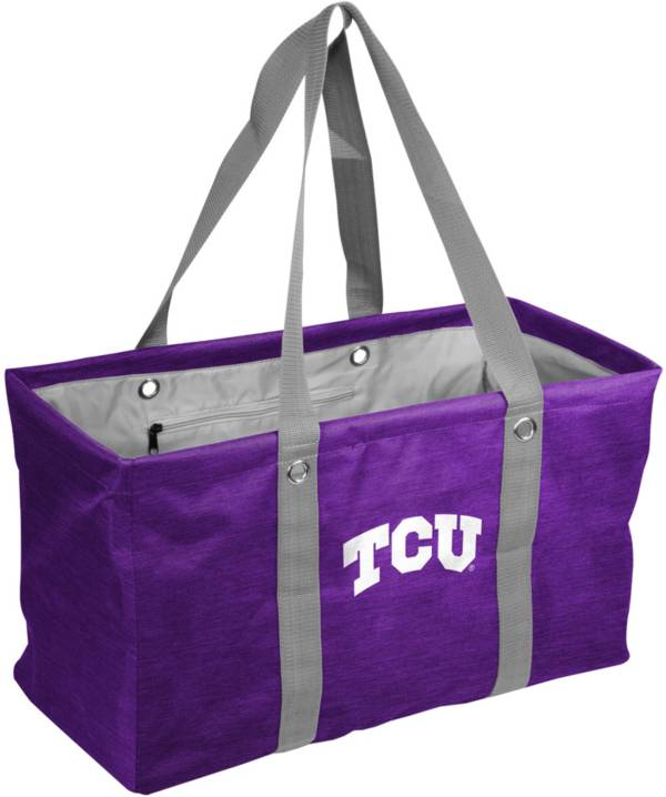 TCU Horned Frogs Crosshatch Picnic Caddy product image