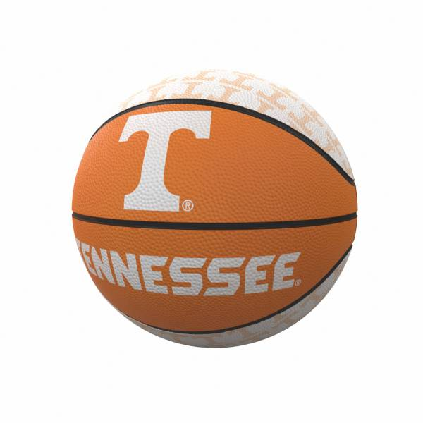 Tennessee Volunteers Logo Mini Rubber Basketball product image