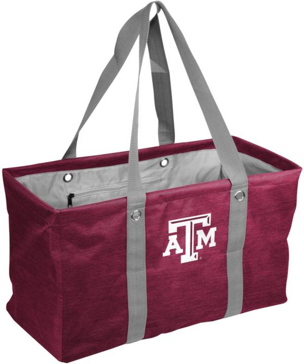 Texas A&M Aggies Crosshatch Picnic Caddy product image