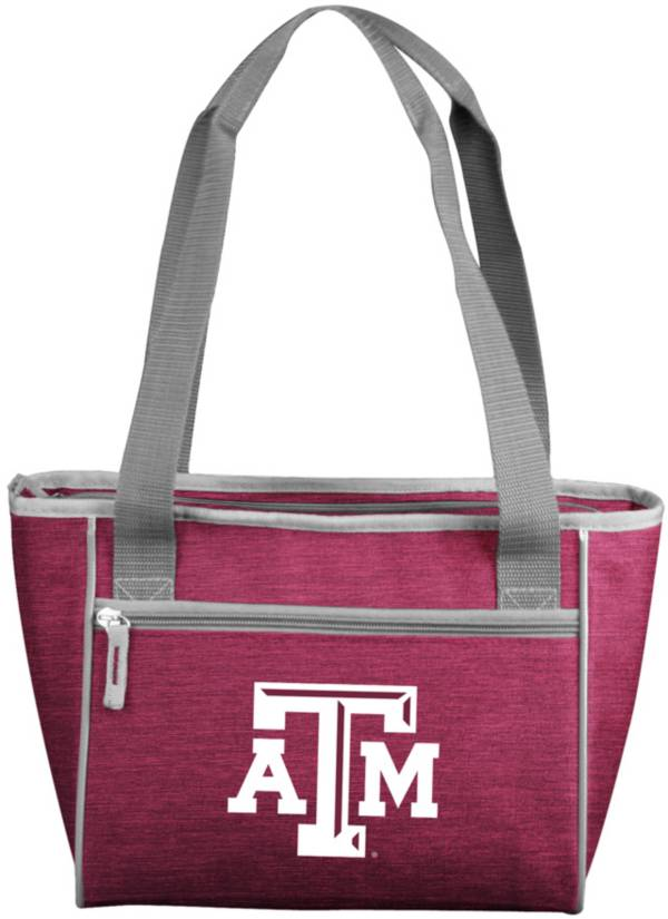 Texas A&M Aggies Crosshatch Can Cooler Tote product image