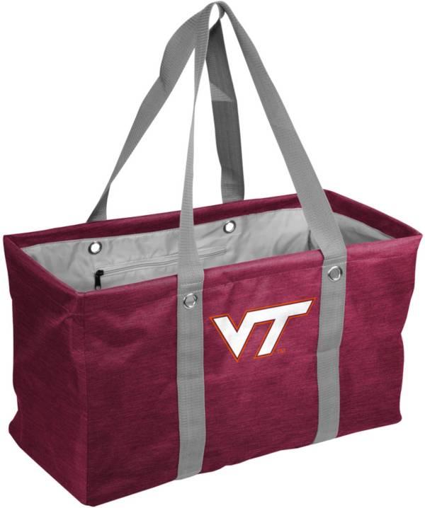 Virginia Tech Hokies Crosshatch Picnic Caddy product image